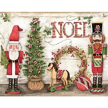 Lang Holiday Nutcrakers Boxed Christmas Cards Full Colour Artwork Inside & Out