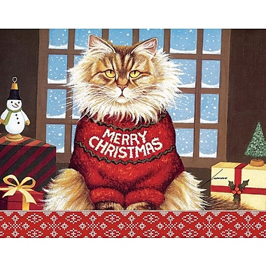 Lang Squeak'ys Christmas Boxed Christmas Cards Full Colour Artwork Inside & Out