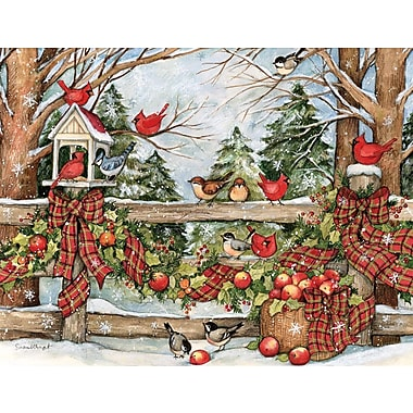 Lang Christmas Journey 2 Designs, Boxed Christmas Cards