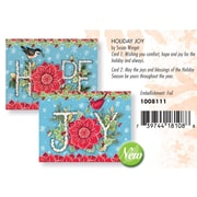 Lang Holiday Joy 2 Designs,  Boxed Christmas Cards
