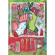 Lang Gift From The Heart Petite Christmas Cards Full Colour Artwork Inside & Out