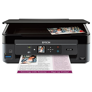 Epson Expression Home XP-340 Small-in-One All-in-One Printer