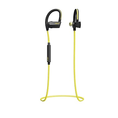Jabra Sport Pace Wireless Bluetooth Headset, Yellow