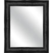 PTM Eloise Wall Mirror; Black