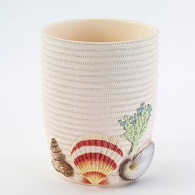 Avanti Linens Seabreeze Waste Basket