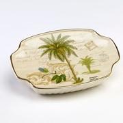Avanti Linens Colony Palm Soap Dish