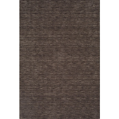 Corrigan Studio Toby Charcoal Area Rug; 8' x 10'