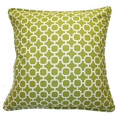 R&MIndustries Hockley Outdoor Throw Pillow