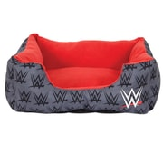 WWE Rectangular Bolster Dog Bed