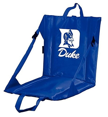 Logo Brands Collegiate Stadium Seat - Duke