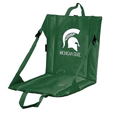 Logo Brands Collegiate Stadium Seat - Michigan State
