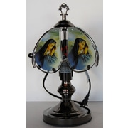 ABCHomeCollection Religious Theme Touch 14'' Table Lamp