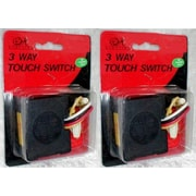 ABCHomeCollection Touch Light Sensor (Set of 2)