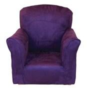BrightonHomeYouth Kids Rocking Chair; Purple