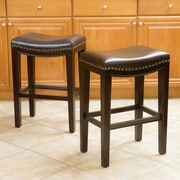 Darby Home Co Garry 26'' Bar Stools (Set of 2)