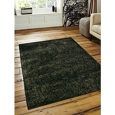 Get My Rugs Hand-Tufted Green Area Rug