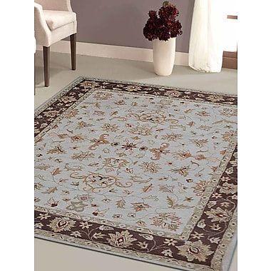 Get My Rugs Hand-Tufted Beige/Brown Area Rug; 8'x10'