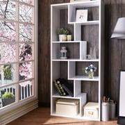 ACME Furniture Cora 71'' Cube Unit Bookcase; White