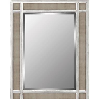 Galaxy Home Decoration Geneva Full Length Wall Mirror; 47.6'' H x 35.4'' W x 1.8'' D
