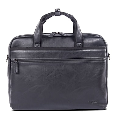 Valentino Briefcases in PVC, Black