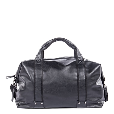 Valentino Duffle Bag in PU, Cognac