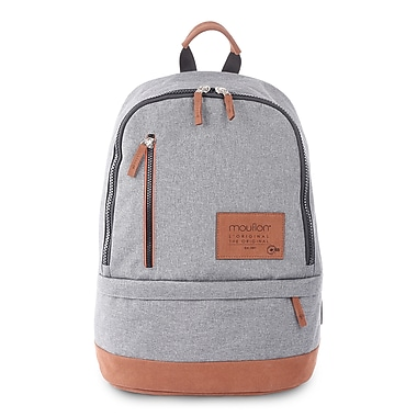 Wander – Sac à dos en polyester, gris