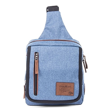 Wander Sling Bag Polyester, Grey