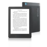 "Kobo Aura H2O 6.8"" Waterproof eReader, 8 GB (N867-KU-BK-K-EP)"