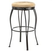 Alcott Hill Meyers 24'' Swivel Bar Stool w/ Cushion