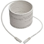 Tripp Lite 25ft Cat6 Gigabit Molded Patch Cable RJ45 M/M 550MHz 24AWG White