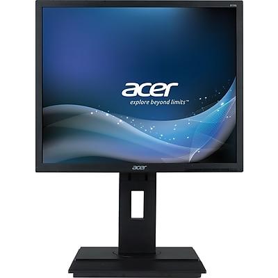 """""Acer B196L 19"""""""" LED LCD Monitor, 4:3, 5 ms"""""" IM18G8125"