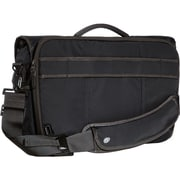 Timbuk2 Commute Carrying Case (Messenger) for Notebook, Pen, Accessories, Lunch, Smartphone, Badge, Mouse, Cable, Jet Black