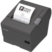Epson TM-T88V Direct Thermal Printer, Monochrome, Desktop, Receipt Print
