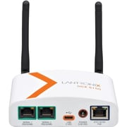 Lantronix SGX 5150 Wireless IoT Gateway, 802.11a/b/g/n/ac, 2xRS232 (RJ45), USB, 10/100 Ethernet, US Model