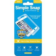 ReVamp Simple Snap Screen Protector White, Transparent (8E1489)