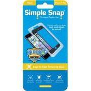 ReVamp Simple Snap Screen Protector Black, Transparent (8E1494)