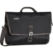 "Timbuk2 Transit Carrying Case (Briefcase) for 13"" Travel Essential, Notebook, Tablet, Pen, Smartphone, Jet Black"