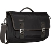 Timbuk2 Command Carrying Case (Messenger) for Smartphone, Sunglasses, Cable, Pen, Travel Essential, Jet Black (4T9907)