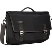 Timbuk2 Command Carrying Case (Messenger) for Smartphone, Sunglasses, Cable, Pen, Travel Essential, Jet Black (4T9908)