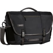 Timbuk2 Commute Carrying Case (Messenger) for Notebook, Pen, Accessories, Lunch, Smartphone, Cable, Mouse, Badge, Jet Black