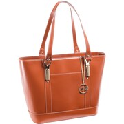 McKleinUSA Leather Ladies' Tote with Tablet Pocket (4T9993)