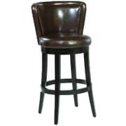 Alcott Hill Wapping 26'' Swivel Bar Stool w/ Cushion