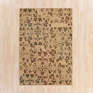 Alcott Hill Greenhalge Area Rug; Runner 2' x 7'5''