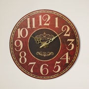 Alcott Hill Traditional 16'' Round Wall Clock