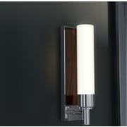 Robern 1-Light Plug-In Armed Sconce