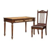 Astoria Grand Rheinfels Writing Desk w/ Chair