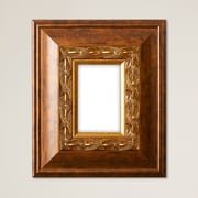 Astoria Grand 3.5'' Wide Ornate Picture Frame; 4'' x 6''
