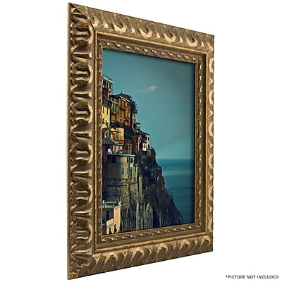 Astoria Grand 2.03'' Wide Ornate Picture Frame; 5'' x 7''
