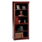 Astoria Grand Birmingham 71'' Standard Bookcase; Classic Cherry
