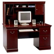 Astoria Grand Vittoria Computer Desk w/ Hutch